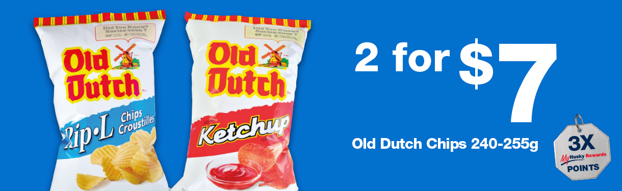 Old Dutch 2 for $7