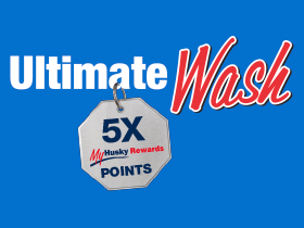 Ultimate Wash 5x points